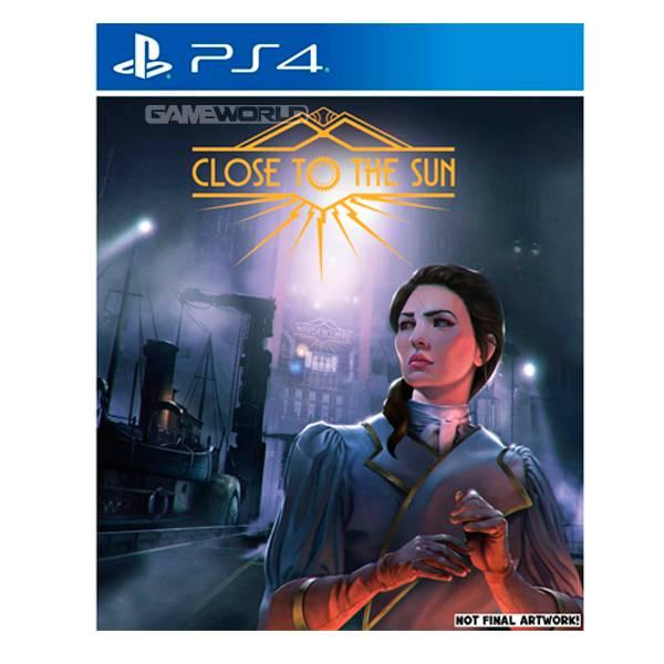 PS4 靠近太陽 / 國際版 預購,PS4,NS,SWITCH,任天堂,靠近太楊,恐怖,驚悚,船,女記者