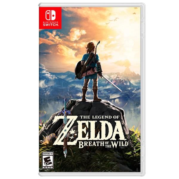 NS 薩爾達傳說 荒野 曠野之息 // 可更新中文 // Nintendo Switch Nintendo Switch,SWITCH,中文版,NS,薩爾達,無雙,荒野之息,曠野,薩爾達傳說