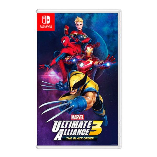 NS 漫威英雄 終極聯盟 3 // 中文版 //  Nintendo Switch NS,SWITCH,漫威英雄,終極聯盟,MARVEL,鋼鐵人,蜘蛛人