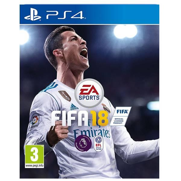 【二手】PS4 FIFA 18 / 中文版 / 國際足盟大賽 18 PS4,FIFA,中文版,國際足盟大賽,18,2018