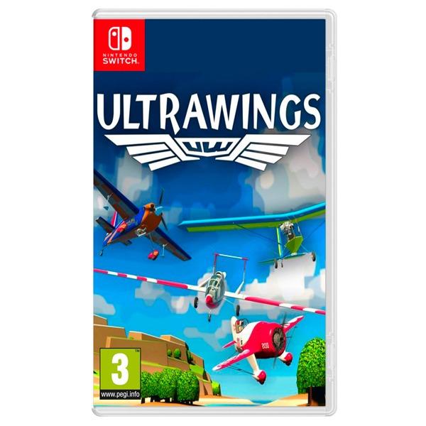 NS 超級滑翔翼 / 英文版 / 預購,NS,超級滑翔翼,英文版,滑翔翼,運動,Ultrawings,switch,開放世界,機體
