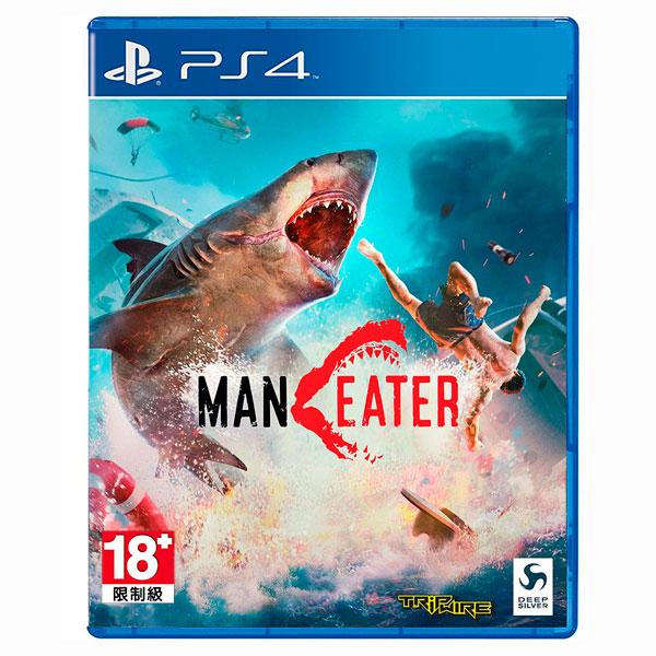 【預購】PS4 食人鯊 / 簡中英文版 預購,PS4,食人鯊,RPG,動作,求生,海洋,中文,簡體,Maneater
