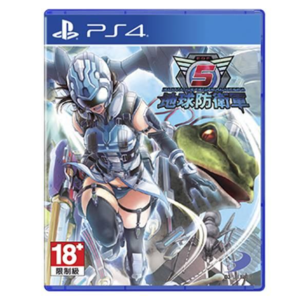 PS4 地球防衛軍5 ※ 中英文合版 ※ Earth Defense Force 5 PS4,地球防衛軍5,中英文合版,Earth Defense Force 5,地球防衛軍