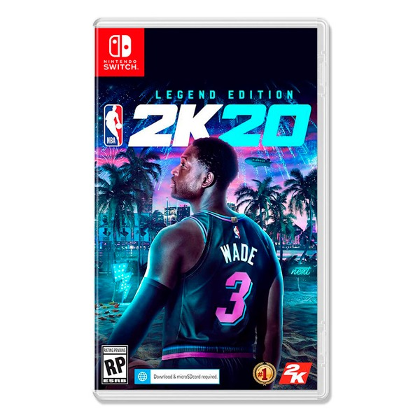 NS NBA 2K20  傳奇版 / 中文版 PS4,NS,運動,中文版,動作,籃球,2K20,角色扮演,球類