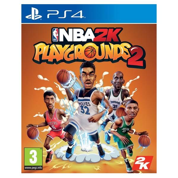 PS4 NBA 2K 熱血街球場 2  // 中文版 //  PS4,NS,2K,NBA,熱血街球場2,中文,籃球,2K19