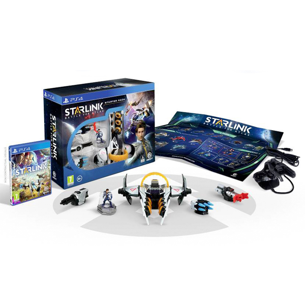 PS4 銀河聯軍:阿特拉斯之戰  入門新手包 ※ 中文版 ※  Starlink: Battle for Atlas PS4,銀河聯軍:阿特拉斯之戰,入門新手包,中文版,Starlink: Battle for Atlas,銀河聯軍,阿特拉斯之戰,星戰火狐