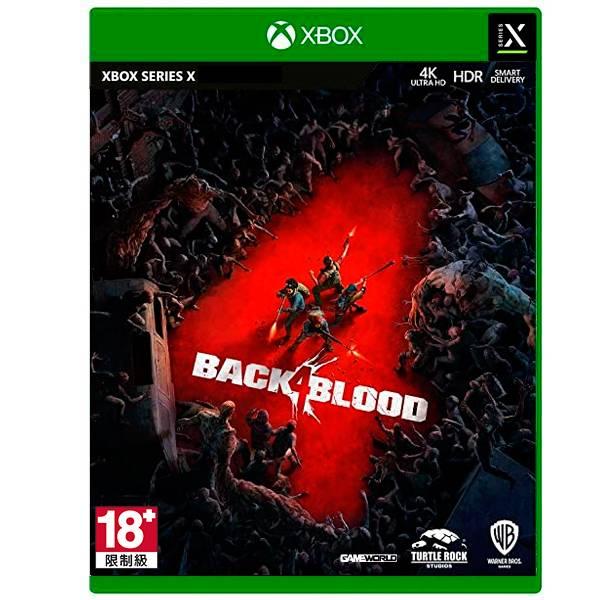 XSX 喋血復仇 / 中文 一般版 預購,PS5,PS4,XSX,喋血復仇,惡靈勢力,第一人稱射擊,殭屍,中文