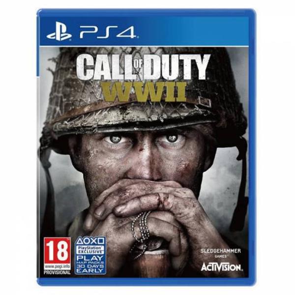 【二手】PS4 決勝時刻:二戰*繁體中文版*Call of Duty: WWII 2手,二手,中古,PS4,決勝時刻,二戰,亞英版,Call of Duty,WWII,COD
