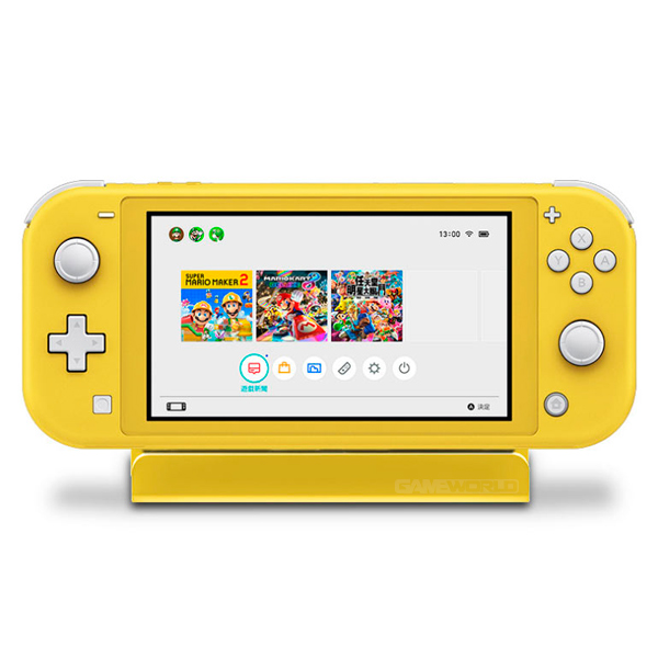 NS Switch Lite 充電 底座 / 放置座 / 三色 Nintendo,switch,hori,joy-con,底座,充電,手把,lite,一體成形,TPU