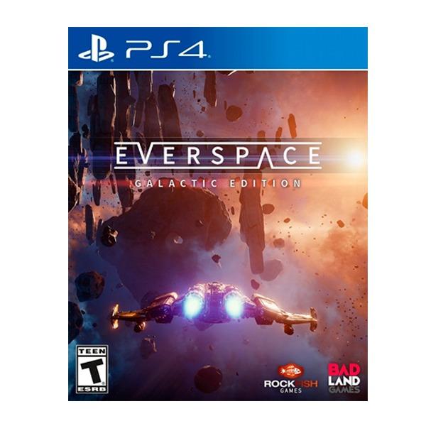 【預購】PS4 永恆空間  // 中文恆星版 //  EVERSPACE NS,PS4,永恆空間,恆星,宇宙,飛行,RPG,roguelike,硬派模式,NS