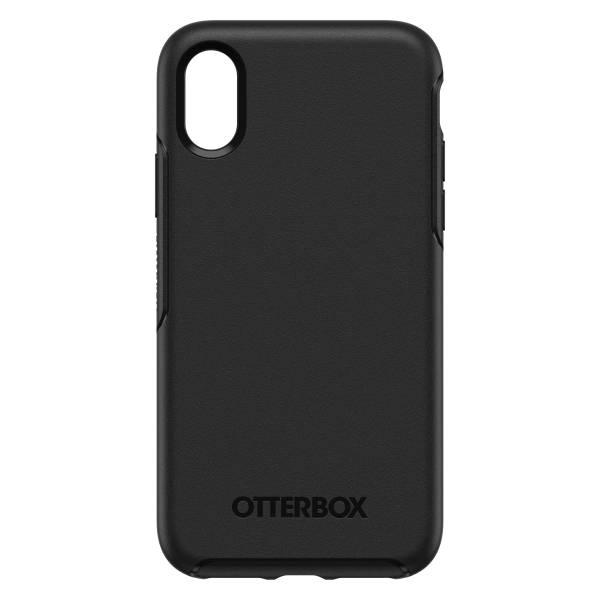 【年終出清 全新品】iPhone X / Xs OtterBox Symmetry 炫彩幾何系列 保護殼 【黑色】 IPhone,手機殼,保護殼,軍規,防摔,OtterBox,X,XS,11,11PRO