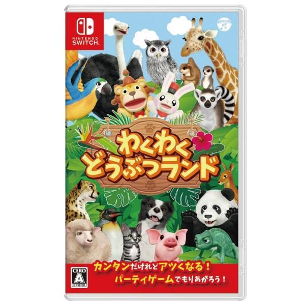 NS 高高興興動物樂園 ※中文版※ NS,高高興興動物樂園,中文版,Nippon Columbia,動物樂園,Nintendo,Switch,Nintendo Switch