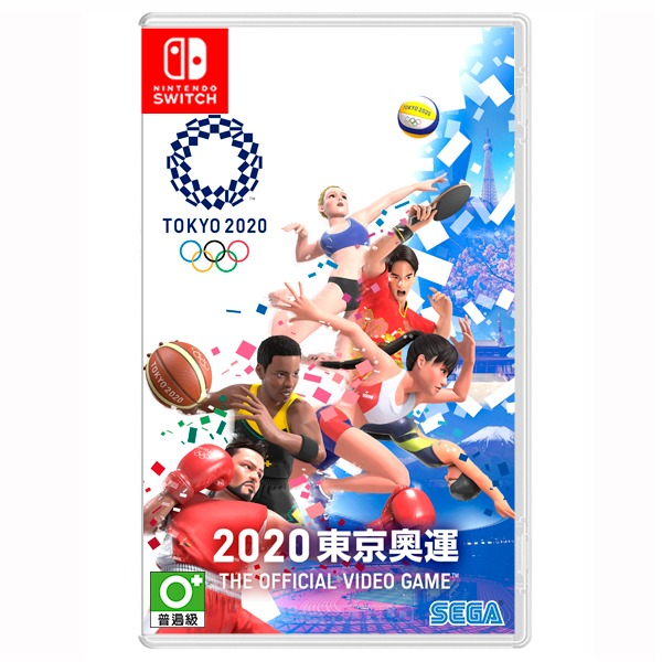 NS 2020 東京奧運 The Official Video Game // 中英文合版 //  預購,NS,2020,東京奧運,奧運,東京,SEGA,官方,PS4,The Official Video Game