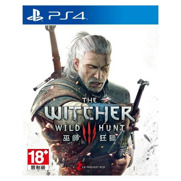 【二手】PS4 巫師 3:狂獵  ※ 中文版 ※ The Witcher 3: Wild Hunt Game Of Year Edition 2手,寄賣,中古,二手,PS4,巫師 3,狂獵,年度最佳遊戲版,中文版,The Witcher 3,Wild Hunt Game Of Year Edition