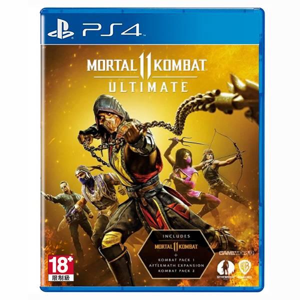 PS4 真人快打11 終極版 / 中英文版 電影,劇情,戰役,格鬥,真人,快打,終極,PS4,PS5,Xbox