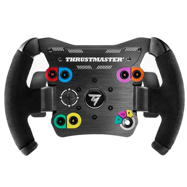 TM OPEN WHEEL 盤面 / Thrustmaster / T300、T500、TX、T-GT系列適用 TM Open Wheel Add-on,Sparco,R383,T300,G29,T150,TGT,G27,羅技,方向盤,賽車架