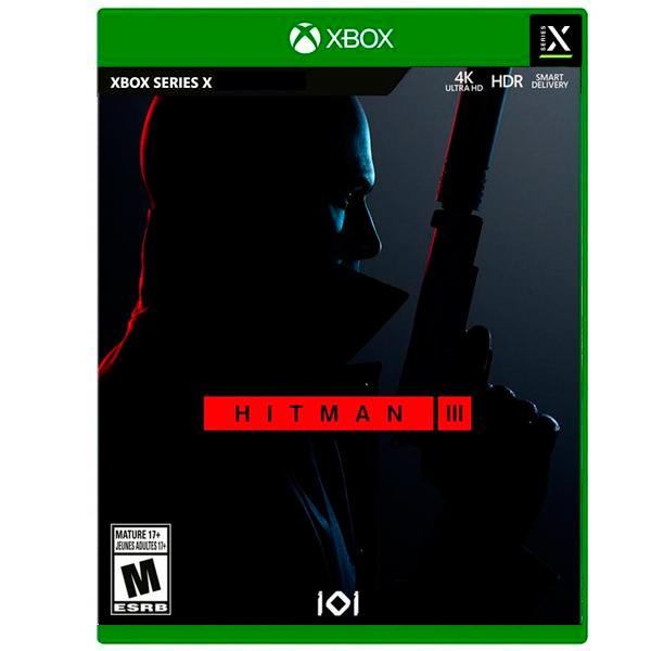 XSX 刺客任務3 Hitman III / 中英文版 PS4,PS5,XSX,刺客任務3,Hitman III,中英文版,中文,IO Interactive,丹麥,殺手47