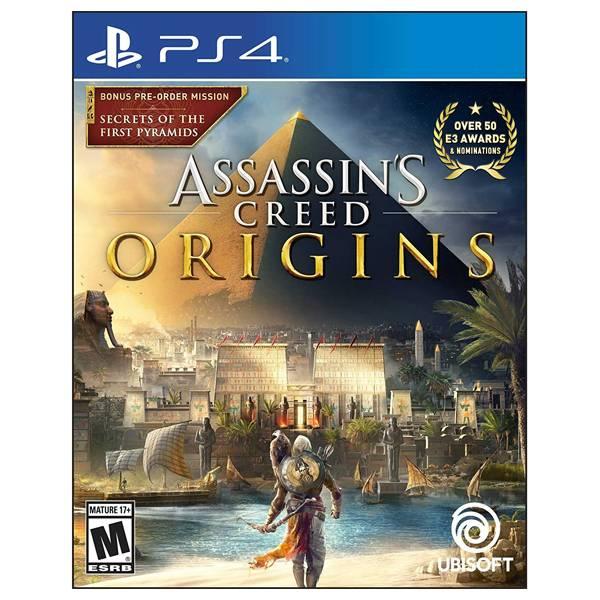 【二手】PS4 刺客教條:起源 ※ 中文版 ※ Assassin's Creed: Origins 2手,寄賣,中古,二手,刺客教條,起源,中文版