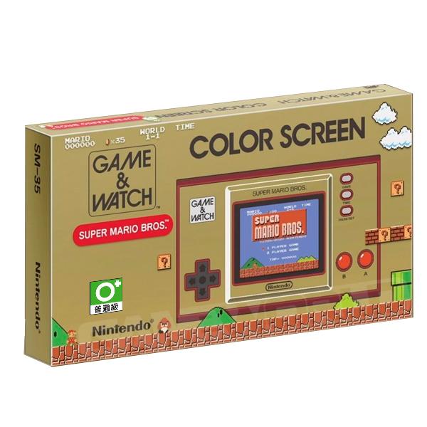Game & Watch : 超級瑪利歐兄弟 / Nintendo 任天堂 / 台灣代理版 任天堂,SWITCH,NINTENDO,Game Watch,超級瑪利歐兄弟,35週年,1980,復古,懷舊,瑪利兄弟