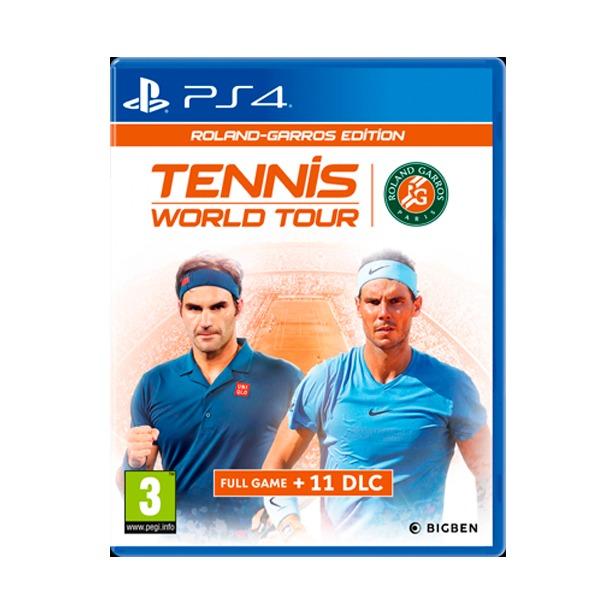 PS4 網球世界巡迴賽 法國網球公開賽版 / 中文版 / 預購,PS4,網球,網球世界巡迴賽,法國網球公開賽,法網,納達爾,汀恩,中文版,NS