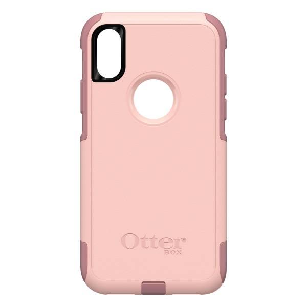 【年終出清 全新品】iPhone Xs Max OtterBox Commuter 通勤者系列 保護殼 【粉紅色】 IPhone,手機殼,保護殼,軍規,防摔,OtterBox,X,XS,11,11PRO