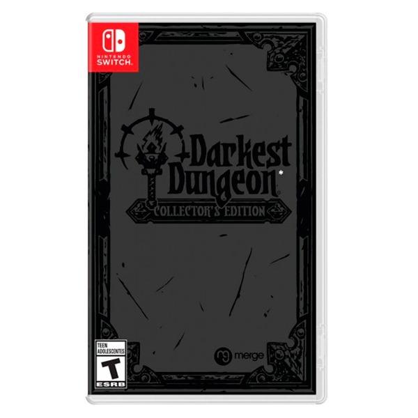 NS 暗黑地牢 // 簡中英文 珍藏版  // Darkest Dungeon NS,PS4,暗黑地牢,簡體中文,角色扮演,回合制,rogue,Darkest Dungeon,戰略模擬,冒險