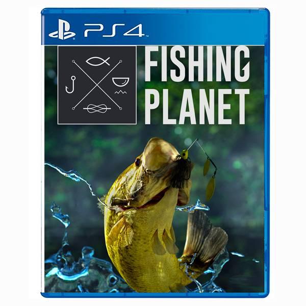 PS4 漁夫星球 / 中文版 / Fishing Planet 預購,PS4,漁夫星球,中文版,釣魚,擬真,角色扮演,單人,垂釣