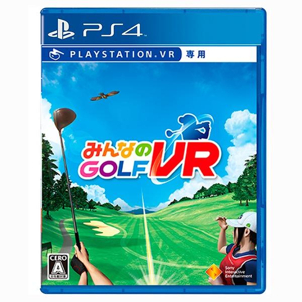 PS4 全民高爾夫 VR / 中文版 / VR專用 預購,PS4,VR,全民高爾夫,高爾夫,體感,SONY,中文版,PlayStation,MOVE
