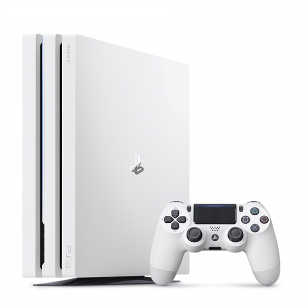 PS4 Pro版 主機 【白色】 高階4K HDR PS4,PRO,PS4 PRO,主機,PS VR,HDR,4K,CUH-7000