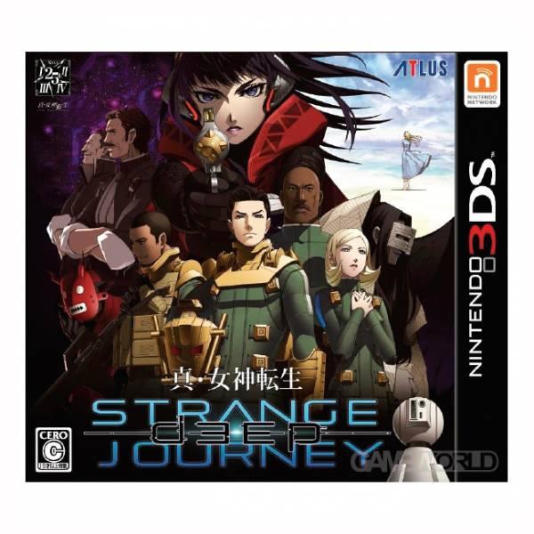 3DS 真・女神轉生 奧妙奇幻旅程*日文版*Shin Megami Tensei: Deep Strange Journey 3DS,真・女神轉生,女神轉生,奧妙奇幻旅程,日文版,Shin Megami Tensei,Deep Strange Journey,真女神轉生,真女神