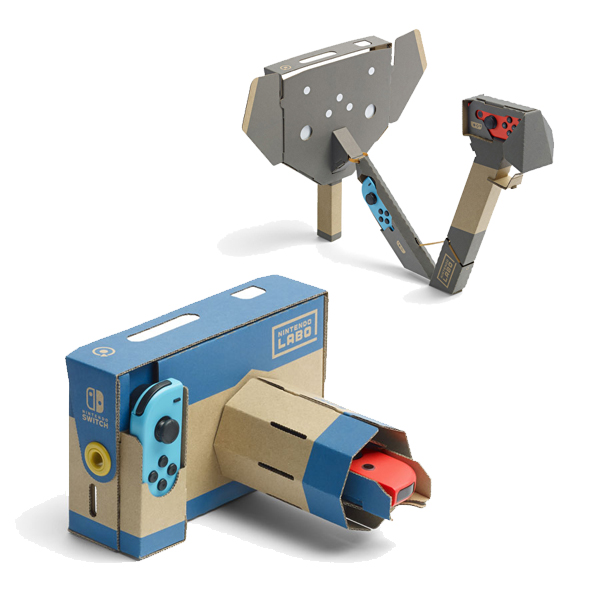 NS LABO 任天堂實驗室 Toy-Con 04: VR 套裝 // 大象 照像機 套組 // 可更新成中文 // Nintendo Switch NS,任天堂 LABO,LABO,VR,VARIETY,Toy-con,Nintendo Switch,NINTENDO LABO,NINTENDO,NS LABO