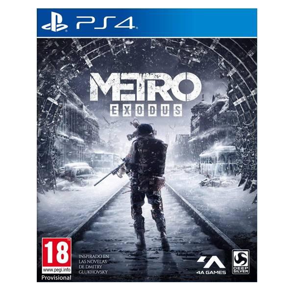 【二手】PS4 戰慄深隧:流亡 // 中文版 //  Metro Exodus PS4,戰慄深隧,流亡,FSP,第一人稱,射擊,生存,Metro Exodus
