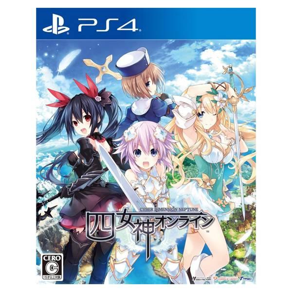 PS4 四女神 ONLINE // 中文版 //  PS4,中文版,四女神,戰機少女,online,動作
