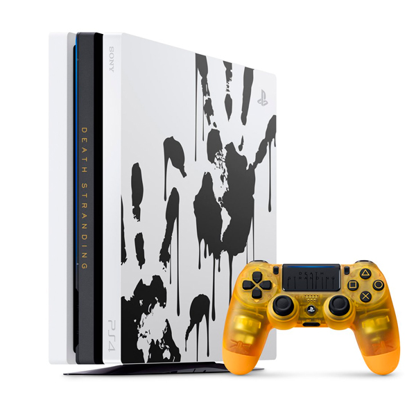 PS4 Pro 死亡擱淺 特仕  單主機 / DEATH STRANDING LIMITED EDITION PS4,死亡之絆,死亡擱淺,小島秀夫,BB,嬰兒,特仕,同捆機,山姆,潛龍諜影