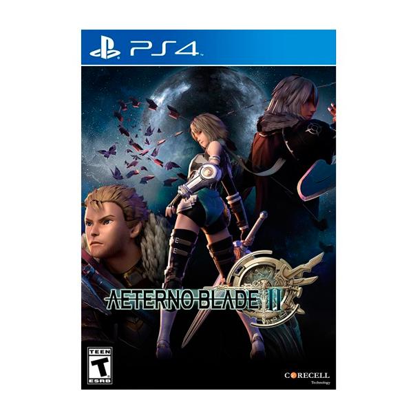 PS4 永恆劍刃 2   / AeternoBlade II PS4,NS,永恆劍刃,版,語言未定,Freyja ,角色扮演,探索,自由,泰國