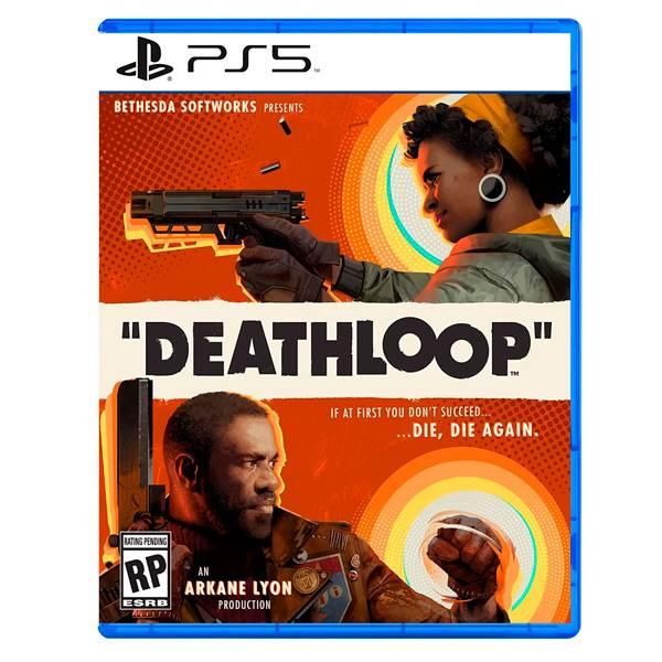 PS5 死亡循環 / 中文版 PS5,PC,獨佔,射擊,第一人稱,中文,Deathloop,循環,角色扮演,Bethesda Softworks