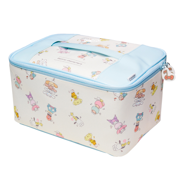 NS HORI 三麗鷗 收納箱 旅行包 / Nintendo SWITCH  NS,HORI,單肩包,三麗鷗,托特包,收納包,支架,旅行包,硬殼