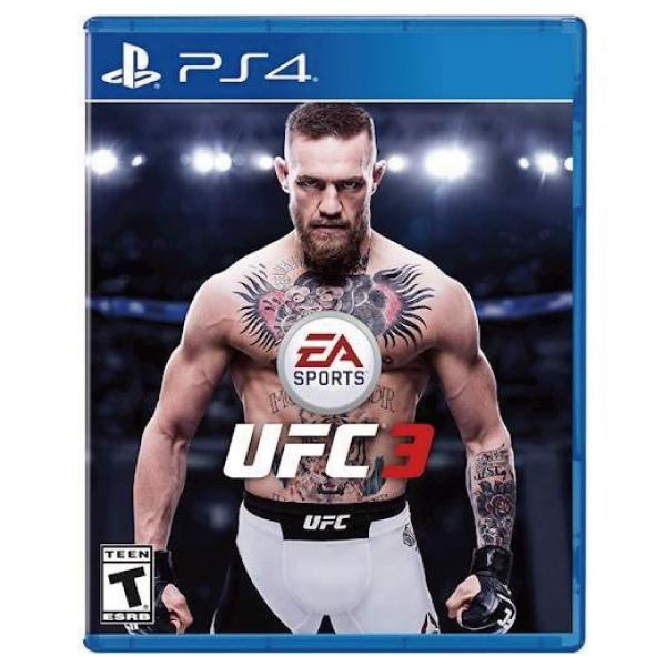 【二手】PS4 EA SPORTS UFC 3 ※ 中文版 ※ Dynasty Warriors 9 2手,寄賣,中古,二手,PS4,EA,SPORTS,UFC 3,UFC,EA SPORTS