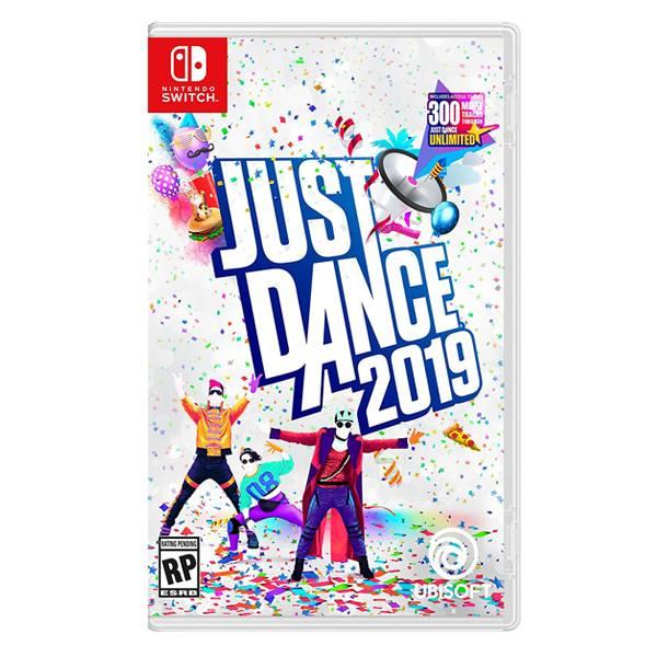 NS 舞力全開 2019 // 可更新中文 // Just Dance // Nintendo Switch NS,舞力全開,2019,英文版,Nintendo Switch,Just Dance,Nintendo,Switch