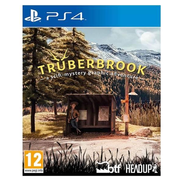 PS4 墨池鎮 // 英文版 // Truberbrook  PS4,NS,SWITCH,任天堂,Truberbrook,英文版,墨池鎮,科幻,探索
