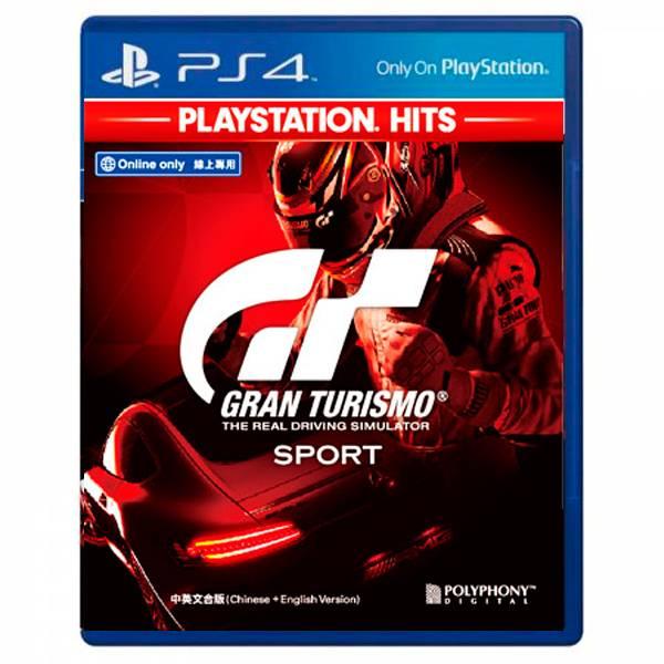 PS4 跑車浪漫旅 競速 ※ GTS ※中文版*Gran Turismo SPORT ※GT SPORT / HITS版 PS4,跑車浪漫旅,Sport,中文版,Gran Turismo,競速,GT,GTS,GT SPORT