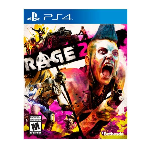 PS4 狂怒煉獄 2 / 中文一般版 / RAGE2 預購,PS4,狂怒煉獄2,狂怒煉獄,中文版,RAGE2,一般版