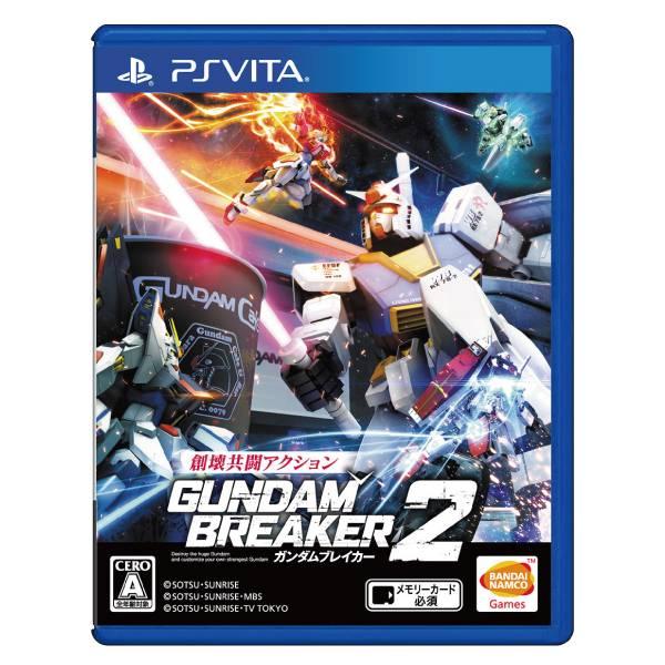 PSV 鋼彈創壞者 2 ※中文版※ Gundam Breaker 2 PSV,鋼彈創壞者 2,中文版,Gundam Breaker 2,Gundam,鋼彈破壞者