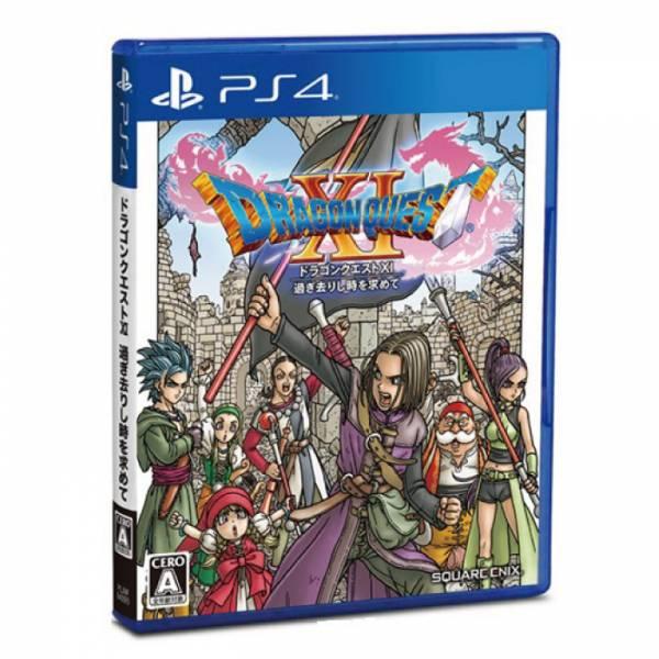 PS4 勇者鬥惡龍 XI 尋覓逝去的時光*日文版* PS4,勇者鬥惡龍,XI,尋覓逝去的時光,日文版,中文版,RPG