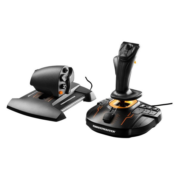 飛行搖桿 T.16000M FCS Hotas // For PC // THRUSTMASTER 飛行搖桿,T.16000M,Hotas,Flight Pack,T16000M,THRUSTMASTER,模擬飛行,飛機,操縱桿,空戰奇兵