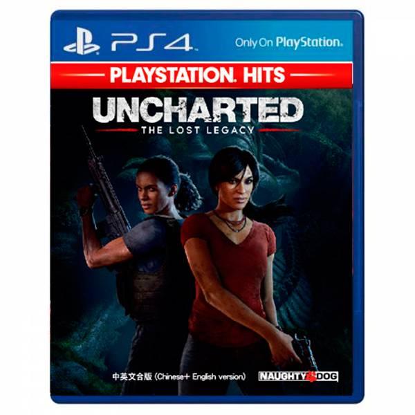 PS4 秘境探險 失落的遺產*中文版*Uncharted: The Lost Legacy / HITS版 PS4,秘境探險,失落的遺產,中文版,Uncharted,The Lost Legacy