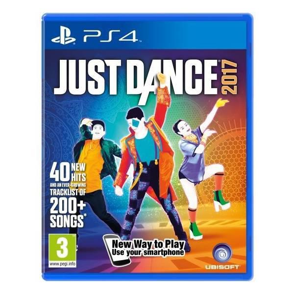 【二手】PS4 舞力全開 2017*繁簡中文*Just Dance PS4,舞力全開,2017,中文,Just Dance,中文版