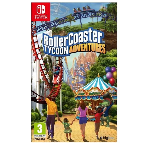 NS 模擬樂園:冒險 // 亞英版 //   NS,亞英版,模擬樂園,冒險,遊樂園,策略,SWITCH,Nintendo