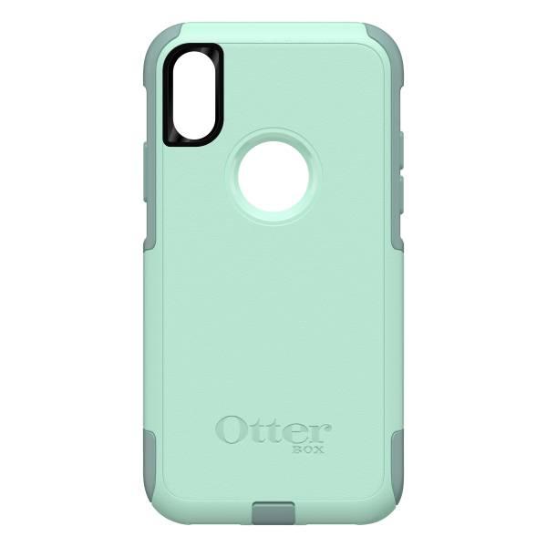 iPhone X / Xs 【全新 福利品】OtterBox Commuter 通勤者系列 保護殼 【湖水綠】 IPhone,手機殼,保護殼,軍規,防摔,OtterBox,X,XS,11,11PRO