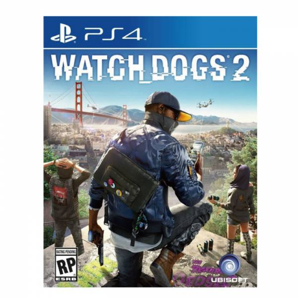 PS4 看門狗 2*中文版*Watch Dogs 2 PS4,看門狗 2,中文版,Watch Dogs 2